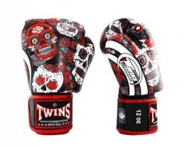 Twins Special ツインズ FBGVL3-53-Red スカル レッド 赤 12oz